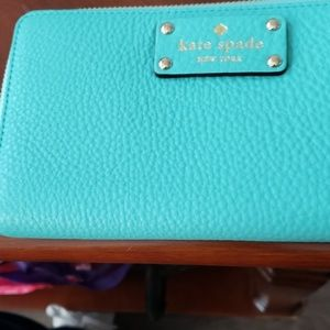 Kate Spade wallet and multi credit card holder